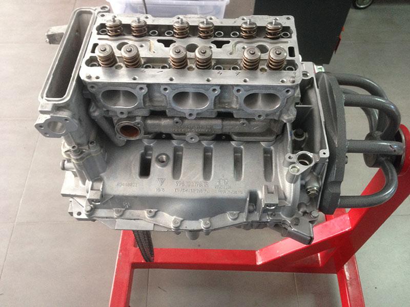 Porsche 997 1 Turbo Engine Build Kits Esmotor