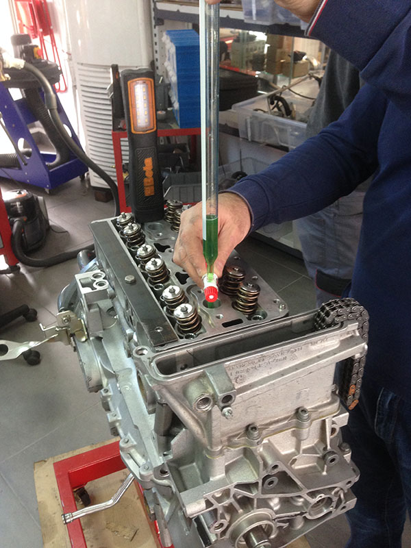 Porsche 997 Turbo >> PORSCHE 997.1 TURBO ENGINE BUILD KITS   ESMOTOR